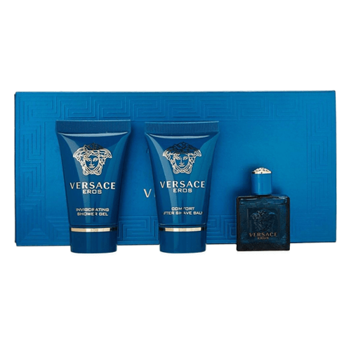Versace Eros For Men Mini Gift Set