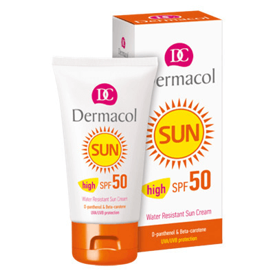 Dermacol Water-Resistant Sun Cream SPF50 50 ml