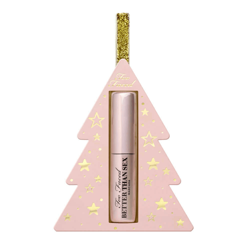 Too Faced Better Than Sex Mascara Deluxe Ornament 4.8 g Black