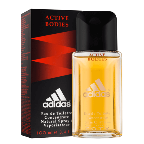 Adidas Active Bodies Concentrate 100 ml EDT