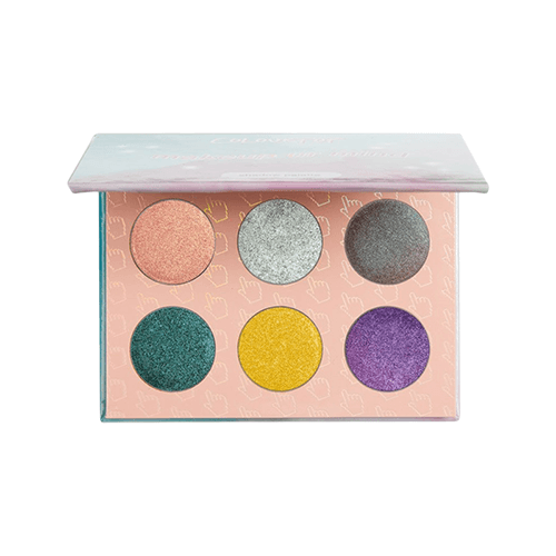 ColourPop Makeup Ur Mind Pressed Powder Shadow Palette