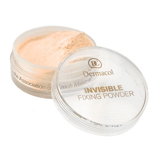 Dermacol Invisible Fixing Powder 13 g Banana