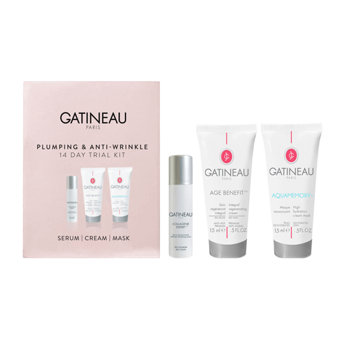 Gatineau Plumping & Anti-Wrinkle 14 Day Trial Kit