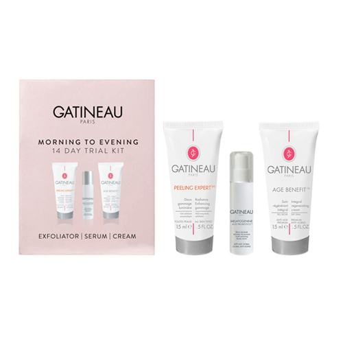 Gatineau Morning To Evening 14 Day Trial Kit