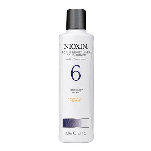 Nioxin System 6 Scalp Revitaliser Conditioner 300 ml