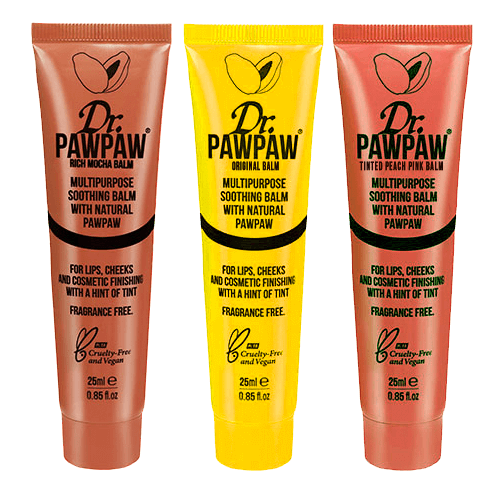 Dr. PAWPAW The Nude Collection