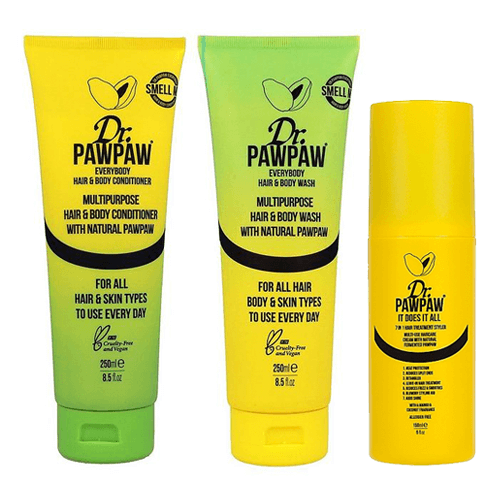 Dr. PAWPAW Everybody Range 3-pc Set