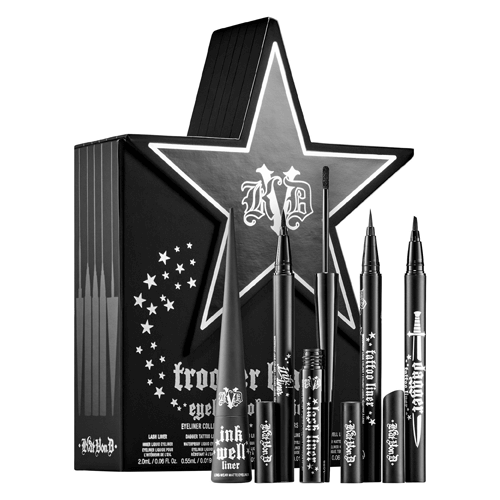 Kat Von D Trooper Black Eyeliner Obsession