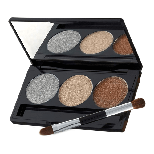 Laura Geller Creme Glaze Baked Eyeshadow Trio Golden Sunset