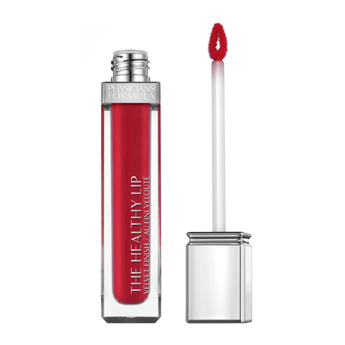 Physicians Formula The Healthy Lip Velvet Liquid Lipstick - Fight Free Red-icals