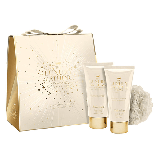 Grace Cole Getting Gorgeous Gift Set Bergamot, Ginger & Lemongrass