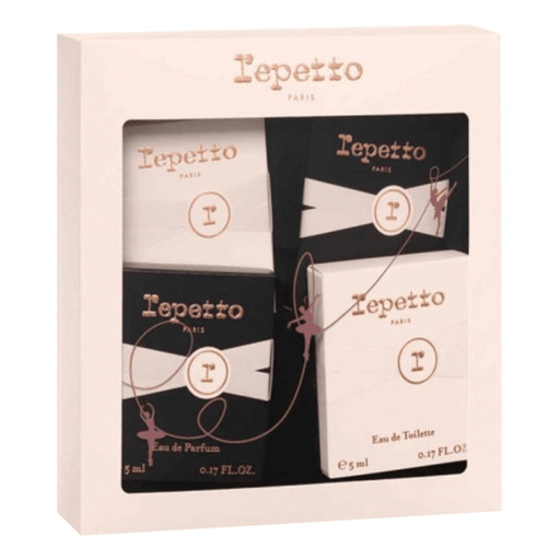 Repetto 4-pc Mini Gift Set: Eau de Parfum & Eau de Toilette