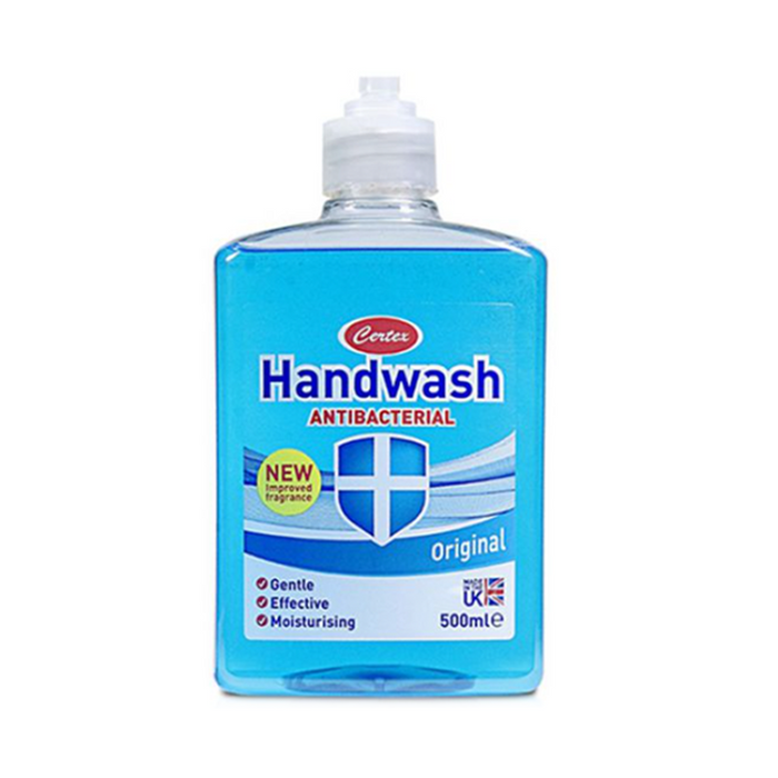 Certex Antibacterial Handwash 500 ml Original