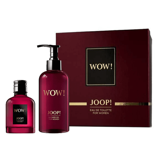 JOOP! Wow! For Women 60 ml Eau de Toilette Gift Set