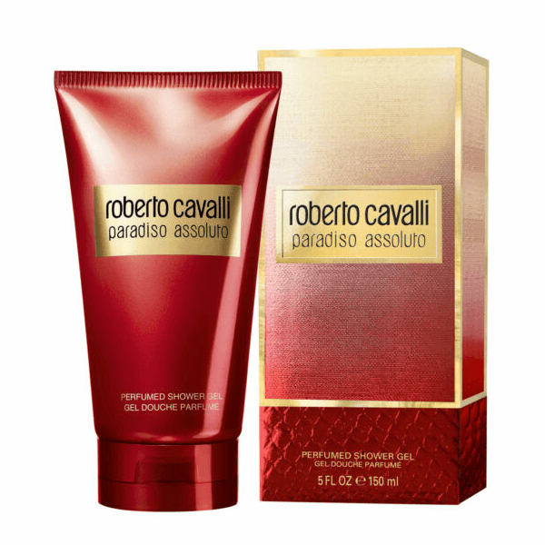 Roberto Cavalli Paradiso Assoluto 150 ml Perfumed Shower Gel