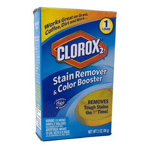 Clorox2 Bleach for Colors - 2 oz - Coin Vend