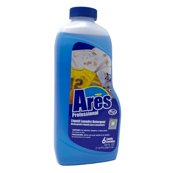 Ares Pro HE Liquid Detergent - 18 fl. Oz-Norton Supply