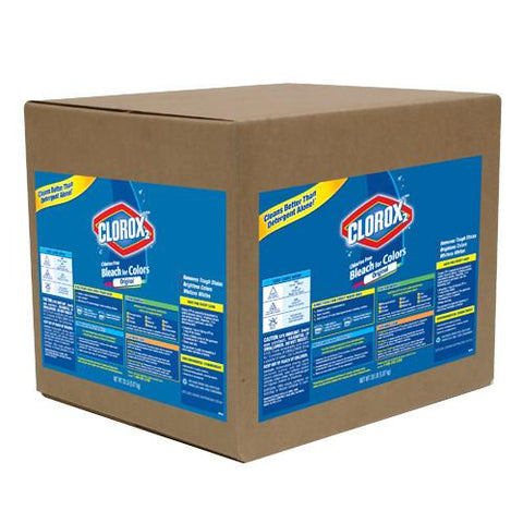 Clorox Bleach for Colors - 20 lbs. Bulk-Norton Supply