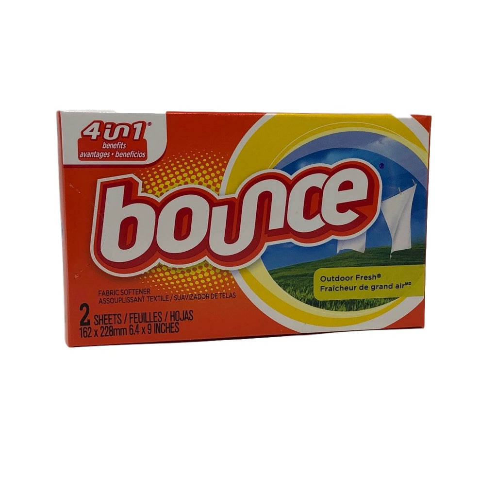Bounce Dryer Sheets - Coin Vend-Norton Supply