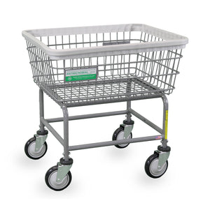 Antimicrobial Laundry Cart-Norton Supply