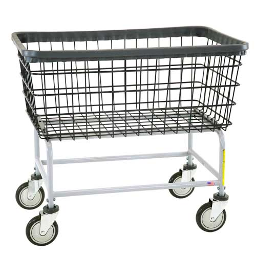 DURA-SEVEN™ MEGA CAPACITY LAUNDRY CART (BIG DOG)-Norton Supply