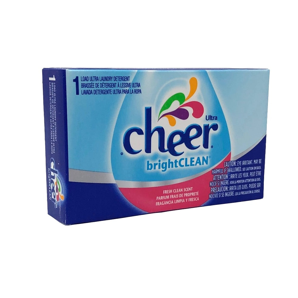 Cheer Powder Laundry Detergent - Coin Vend-Norton Supply