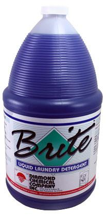 Brite Detergent, 4/1 Case-Norton Supply