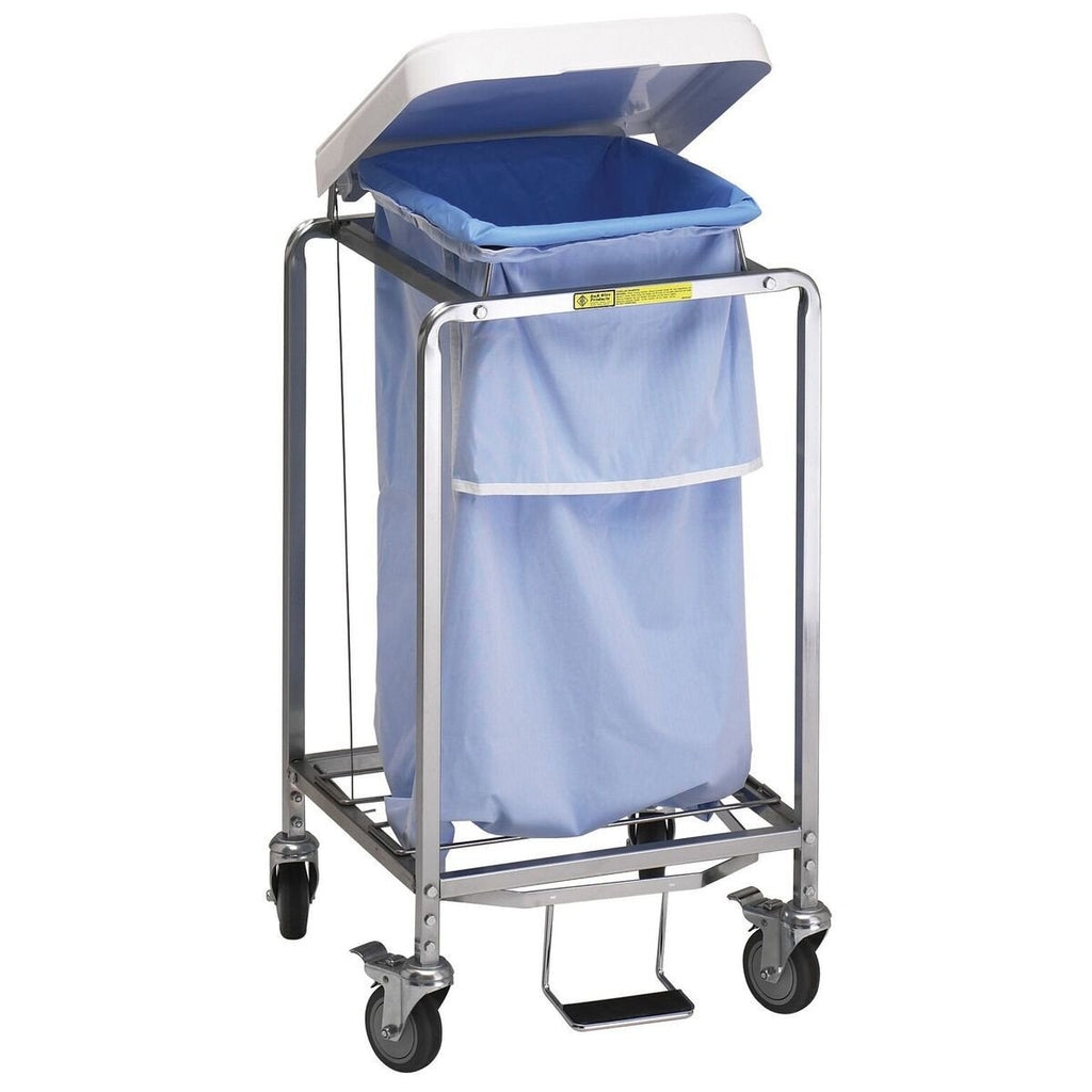 Single Leakproof Hamper Stand-Norton Supply