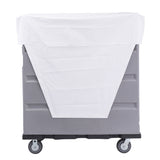 White Vinyl Cover for 837 & 848 Bulk Transport Trucks-Norton Supply