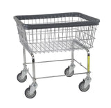 R&B Wire 96B Economy Laundry Cart-Norton Supply