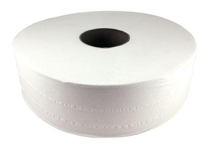 "Jumbo Roll Toilet Tissue 12"" 2ply 6/2000 ft-Norton Supply"