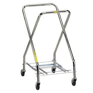 Adjustable Collapsible Hamper Stand-Norton Supply
