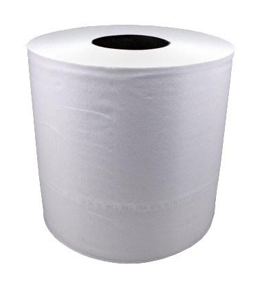 Paper Towel Center Pull White 6/600ft-Norton Supply
