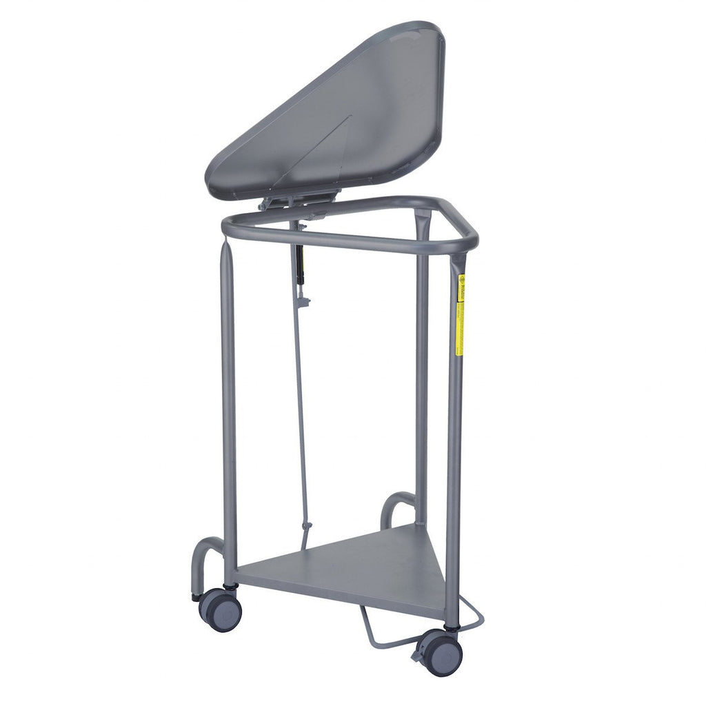 Antimicrobial Triangular Hamper Stand-Norton Supply