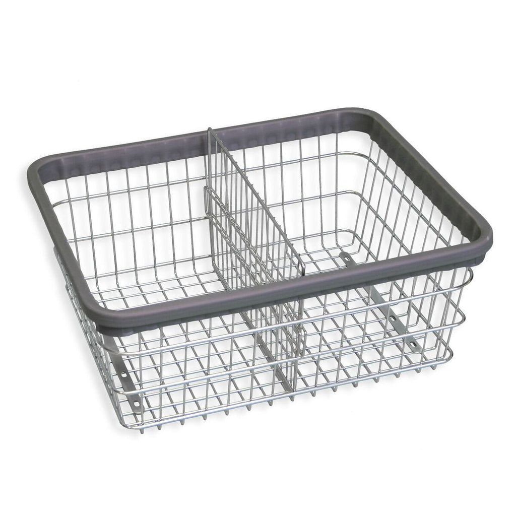 Adjustable and Removable Divider for E Basket-Norton Supply