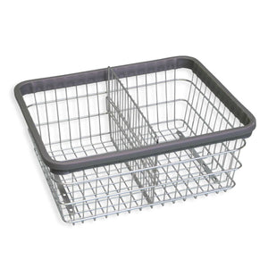 Adjustable and Removable Divider for F Basket-Norton Supply