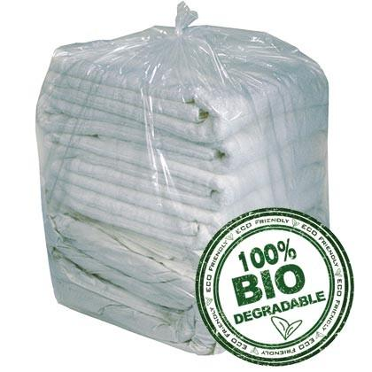 Rhino Bag - Clear - 30 gal-Norton Supply