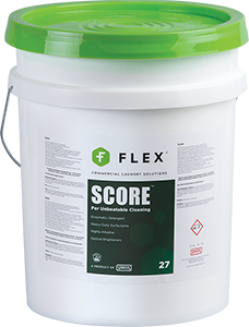 Flex Score Detergent 50lb-Norton Supply