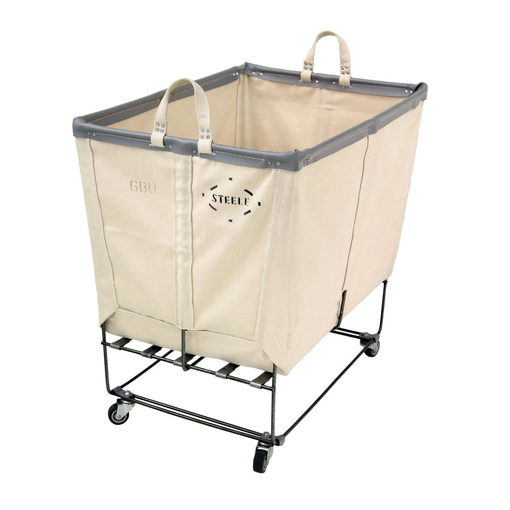 Canvas Elevated Truck - Permanent Style 6 Bu-Norton Supply