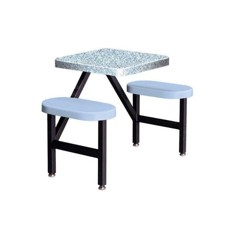 Indoor/Outdoor Seat-Tables Units STF-2224-Norton Supply