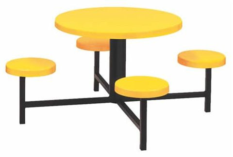 Indoor/Outdoor Seat-Tables Units STF-3600-Norton Supply