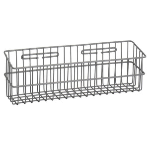 "19"" Wall Mount Storage Basket-Norton Supply"