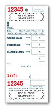 Cardvoices-Washer-Dryer Loads-1000 per case-Norton Supply