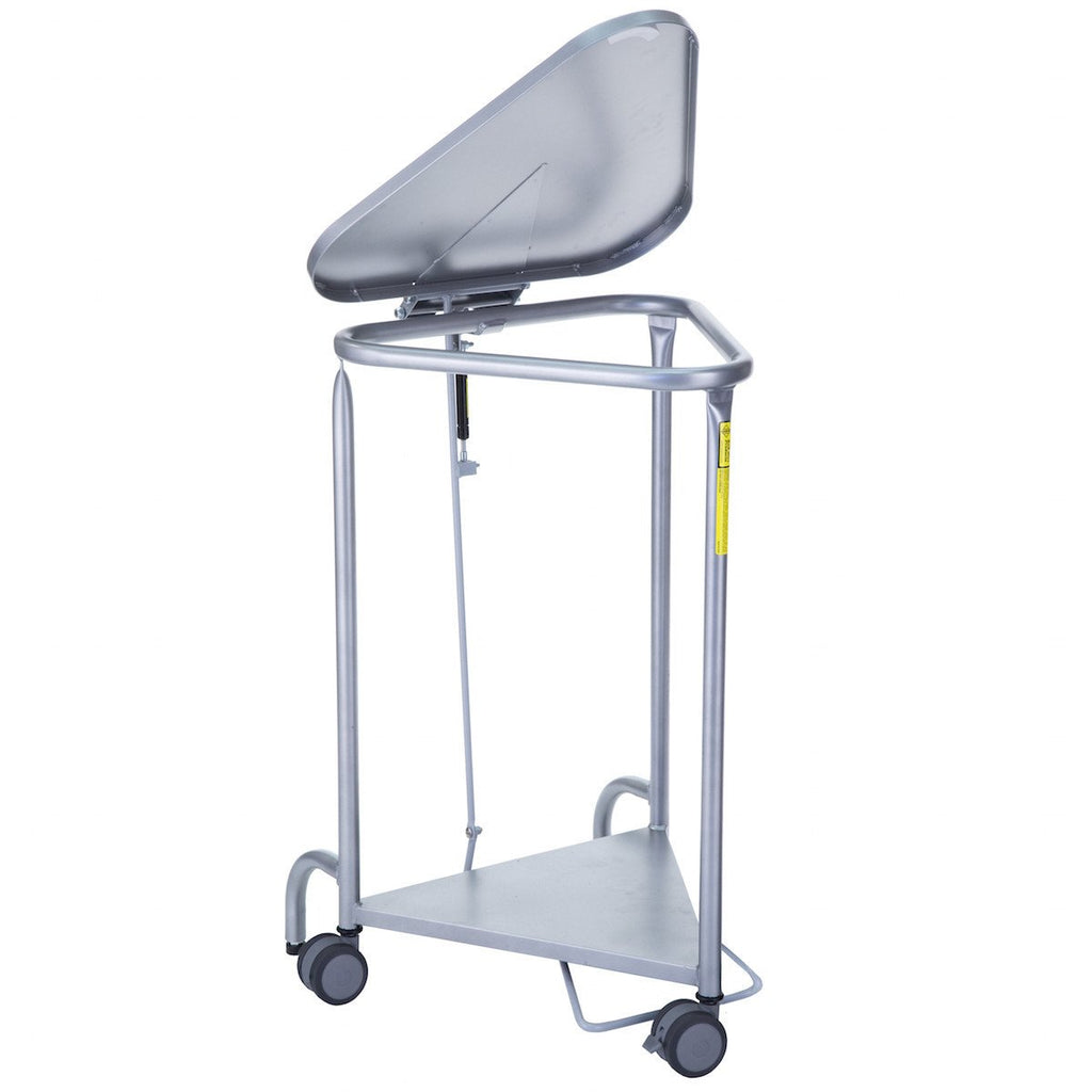 UPS-Fedexable Triangular Hamper Stand-Norton Supply