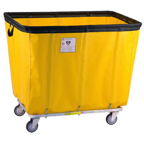 Vinyl Basket Truck W/Antimicrobial Liner-Norton Supply