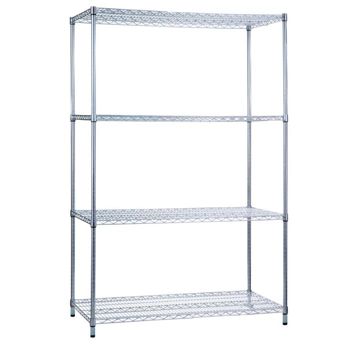 "Standard Wire Shelving 18""-Norton Supply"