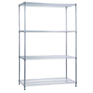 "Standard Wire Shelving 24""-Norton Supply"