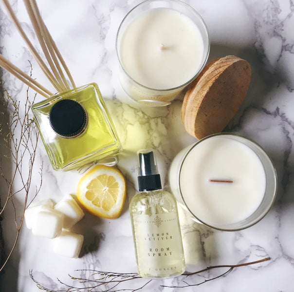 The Why of Common Home Fragrance Issues (+ why Peripeti Candles are different!)