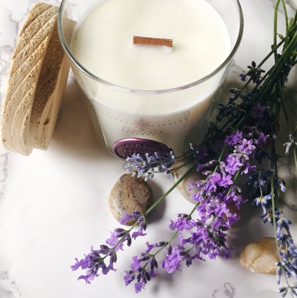 The Inspiration Behind Our Lavender Patchouli Fragrance