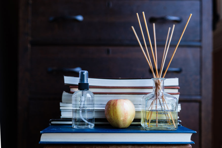 School's here! Here's how to use fragrance to make it a happy uplifting experience.